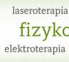 fizykoterapia, laseroterapia, krioterapia, elektroterapia, ultradźwięki